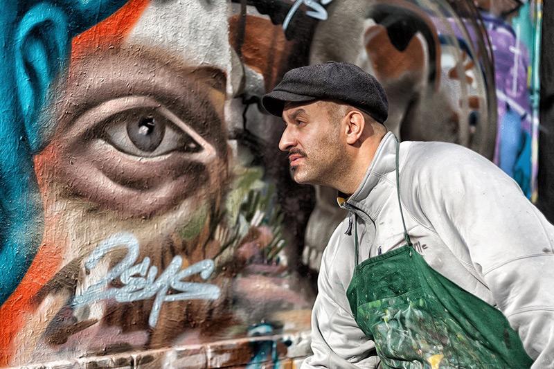 Airbrush, Graffiti, Spraycan Art, Wall Murals, Custom Painting, Illustrator, Logo Designer, Leterring, Calligraphy, Paintings. Hannover