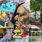 Fassadengestaltung und Graffiti Auftragsarbeiten