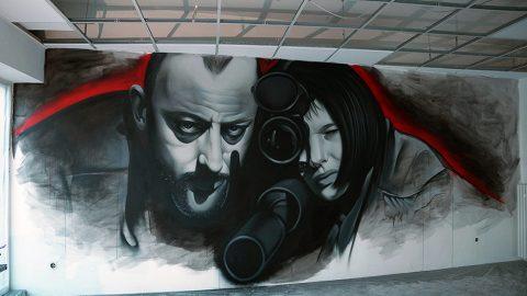 Graffiti Fassadengestaltung 2.0