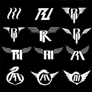 Logo Design Vorentwürfe.