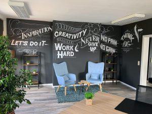 Graffiti Auftragsarbeit und Wandtattoos